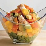 Salata exotica delicioasa