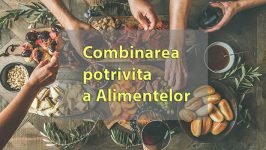 Principiul combinarii corecte a alimentelor