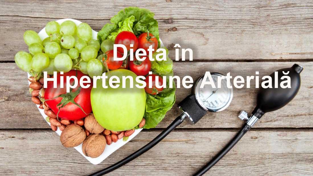 Dieta-in Hipertensiune Arteriala