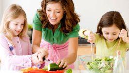 Diete cu Vitamine necesare copiilor