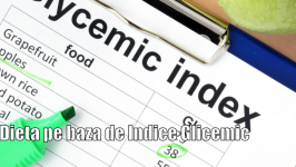 Dieta cu indice glicemic scăzut împotriva hiperglicemiei și a obezității