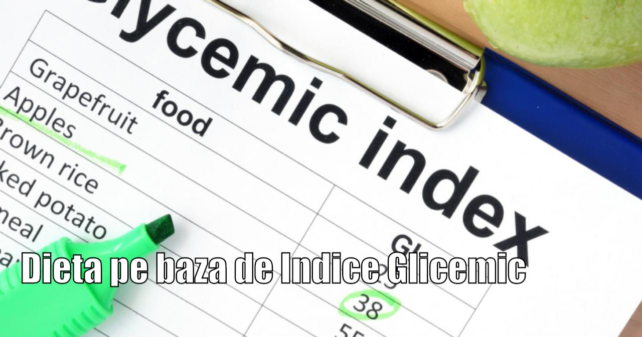 Indice Glicemic Dieta