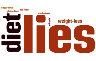 Minciuni despre diete
