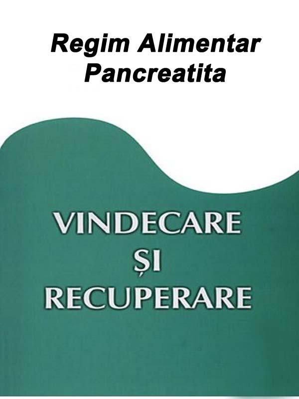 Regim Alimentar Pancreatita