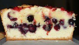 Reteta Prajitura cu fructe I