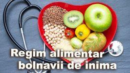 Regimuri alimentare pentru bolnavii de inima