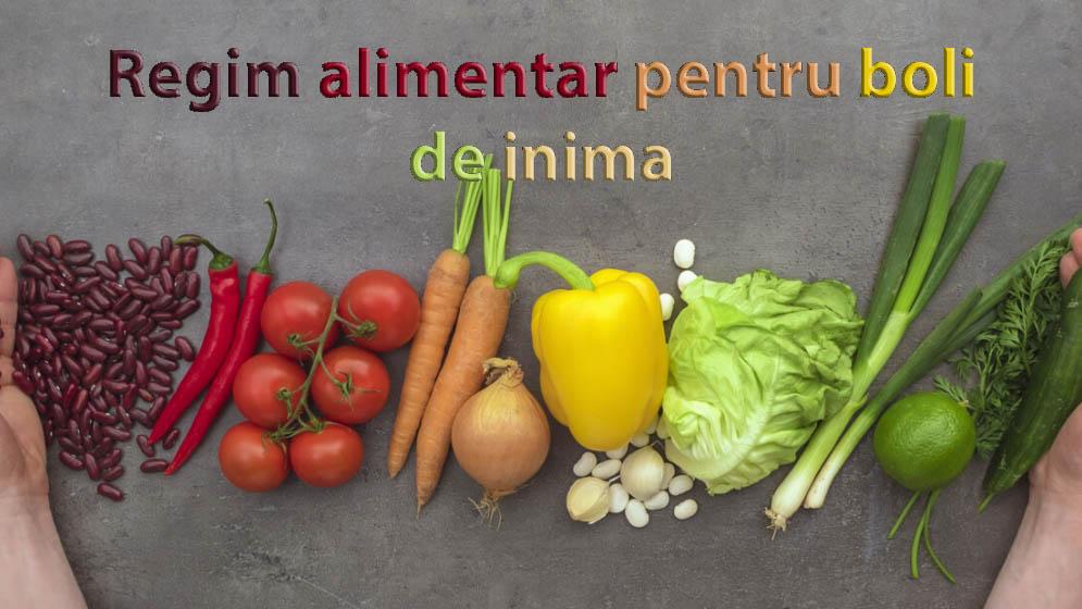 Regim alimentar pentru boli de inima