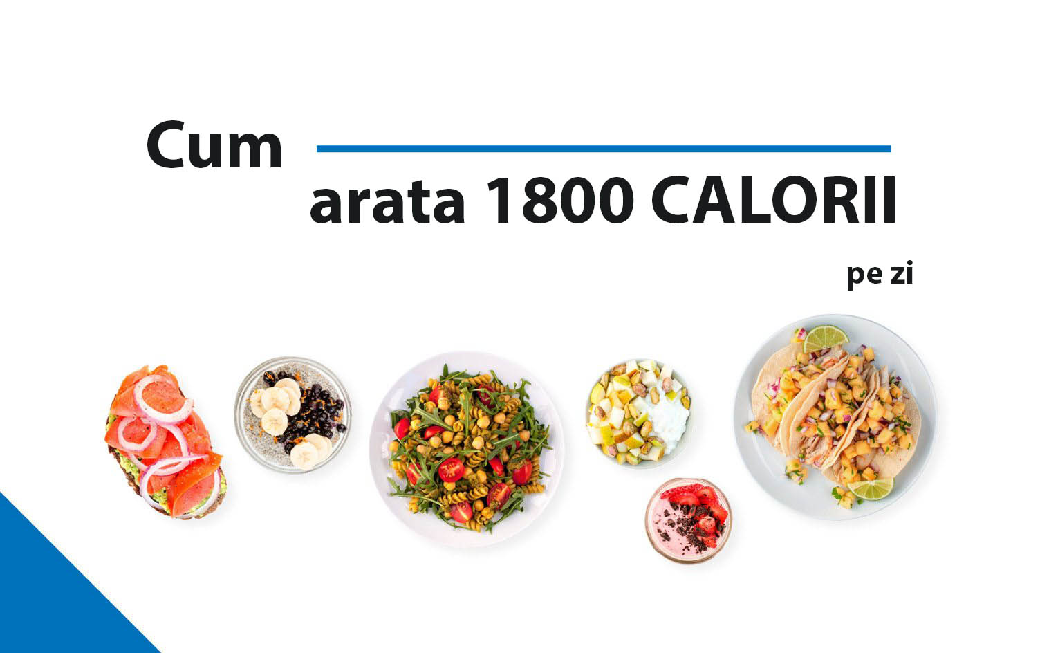 Regim de 1800 de calorii