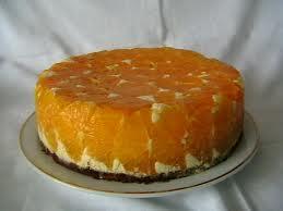 Reteta Tort diplomat cu portocale