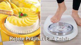 Retete de prajituri care nu ingrasa