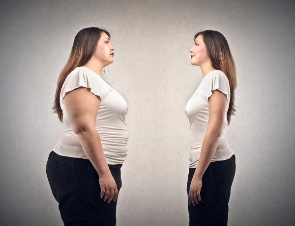 Cum te vezi ? Slaba sau grasa?