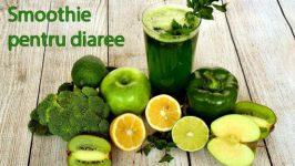 Smoothie din legume si fructe pentru diaree