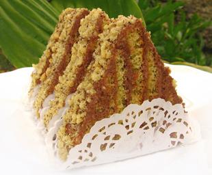 Tort Piramida