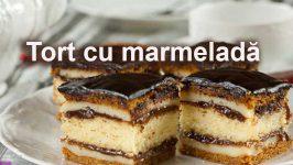Reteta Tort Cu Marmelada