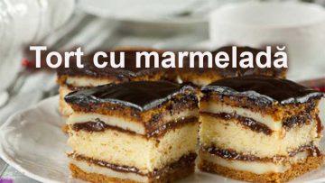 Tort cu marmelada