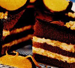 Retetea Tort cu portocale