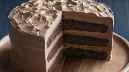 Tort De Biscuiti cu Ciocolata Fara Unt