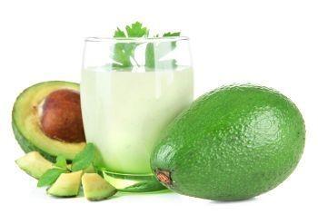 Milkshake cu Avocado si Lapte