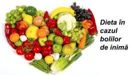 Dieta in cazul Bolilor de Inima