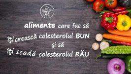 Regim alimentar pentru colesterol marit