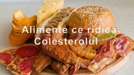 Alimente care ridică colesterolul și pe care ar trebui să le evitați