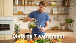 Dieta de 7 Saptamani pentru slabit