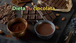 7 kg in 14 zile cu Dieta cu ciocolata