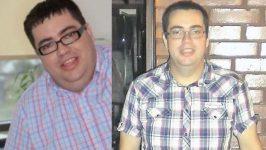 Razvan Popescu a slabit sanatos 50 kg