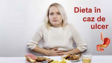 dieta ulcer