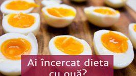 Dieta Proteica Usor de Tinut va Scapa de Kilogramele in Plus Foarte Usor