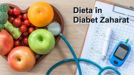 Dieta pentru diabet zaharat