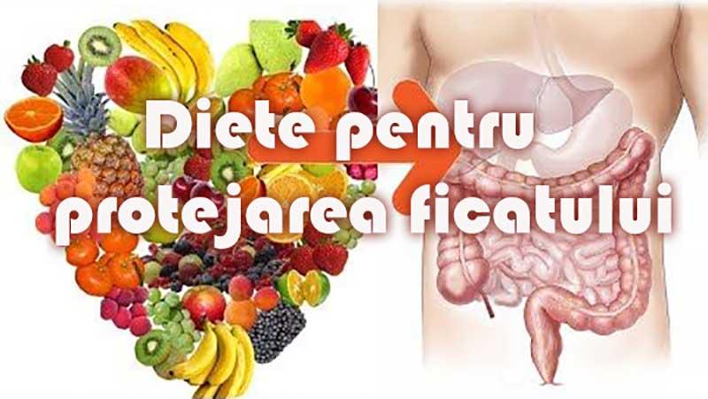 diete pentru ficat