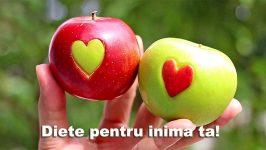 Diete usoare pentru bolnavii de inima si HTA