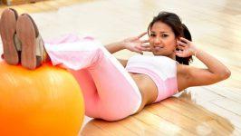 Exercitii pentru talie si abdomen