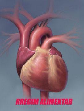 Regim alimentar pentru intretinerea inimii