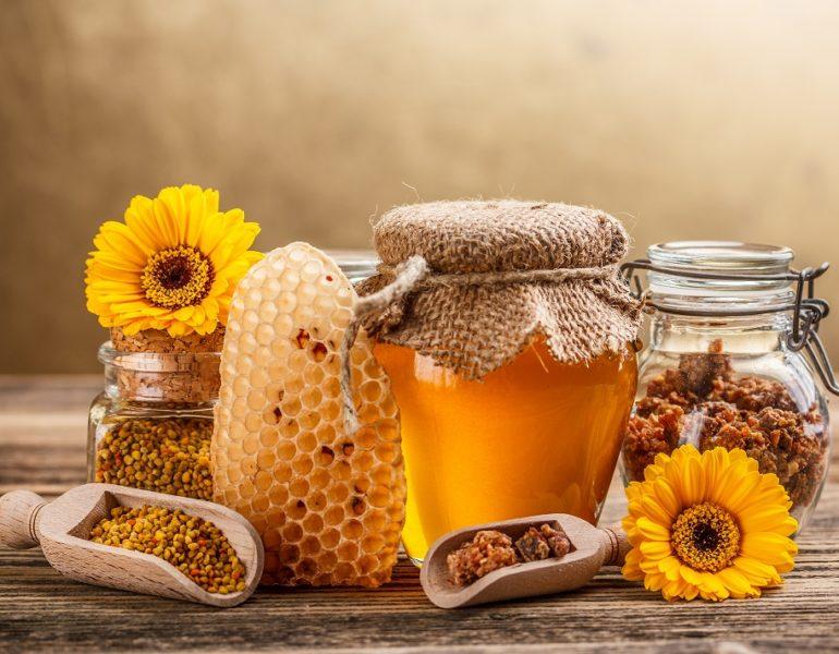 mierea beneficii