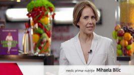Secretul unei diete eficiente cu Nutritionista Mihaela Bilic
