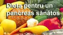 Dieta pentru boli de pancreas si cai biliare