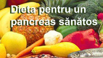 dieta pancreas
