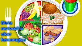 Regim alimentar rectocolita ulcer-hemoragica