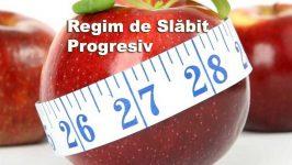 Regim de slabit progresiv