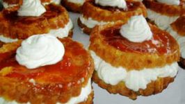Retete Savarine  si alte specialitati delicioase