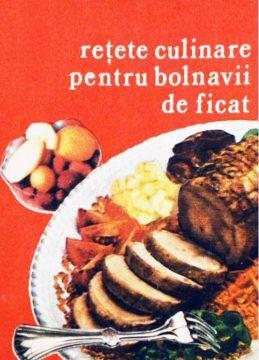Regim alimentar pentru bolnavii de ficat