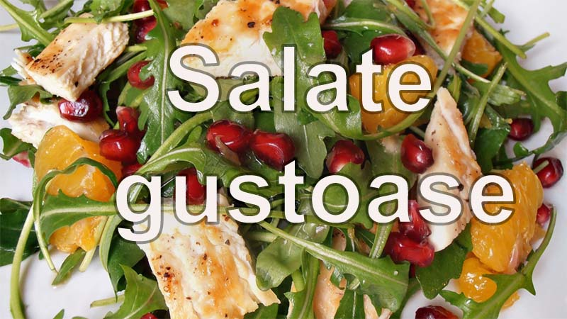 Salate Gustoase