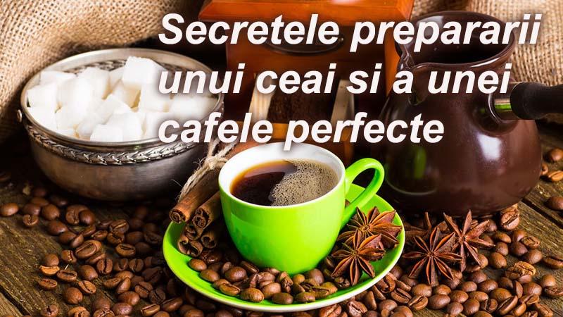 secretele prepararii cafelei