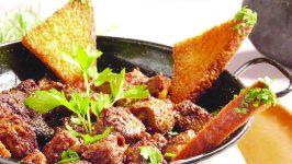 Tocăniță italiană de porc cu ierburi aromatice