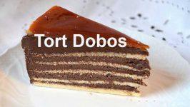 Reteta Tort Dobos Delicios